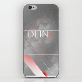 REDLINE iPhone Skin