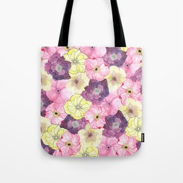 The Hellebores Tote Bag