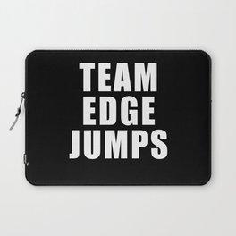 Team Edge Jumps Laptop Sleeve