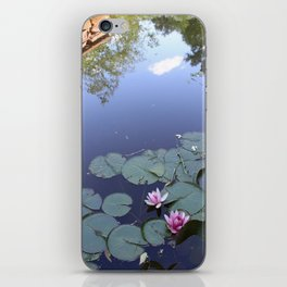 Lily Pad Day iPhone Skin