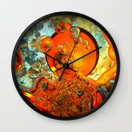 mimosa sunshine: into z infinite! Wall Clock