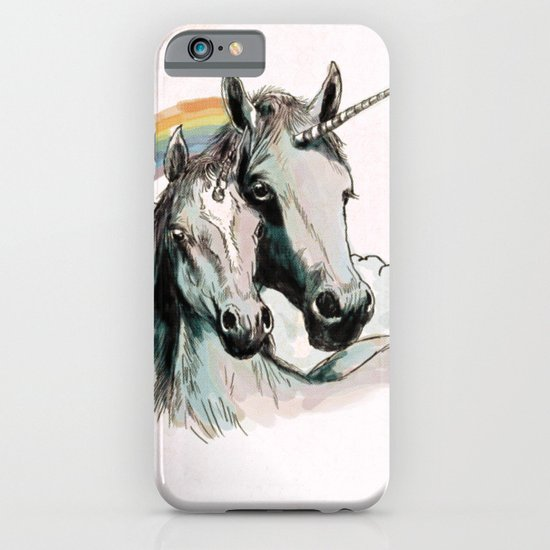Unicorn III iPhone & iPod Case