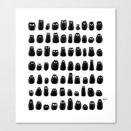 Woot Canvas Print