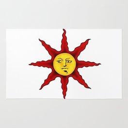 Praise the sun Rug