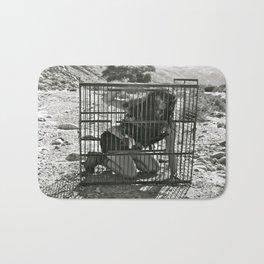 Caged Bath Mat
