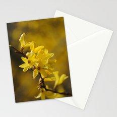 Gold Regen Stationery Cards