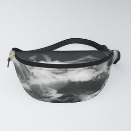 Waves of Marble Fanny Pack
