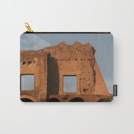 Windows and Clouds Palatine Ruins Rome Carry-All Pouch