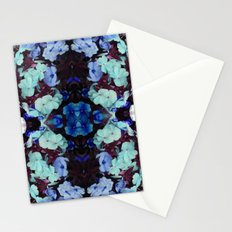 Future Floral III Stationery Cards