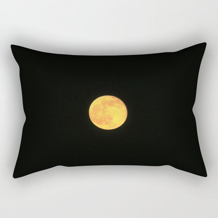 Honey Moon Rectangular Pillow