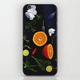 Edible Garden iPhone Skin