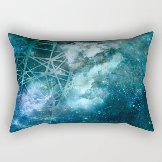 ε Aquarii Rectangular Pillow