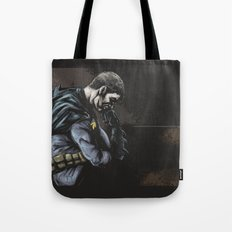 Brooding Batcave Tote Bag