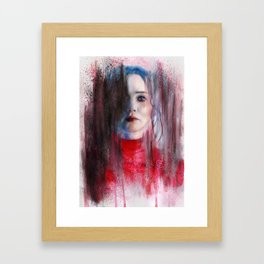 The games changes you Framed Art Print