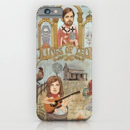 Kings Of Leon - Back Down South iPhone Case