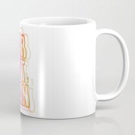 Far Out, Man Coffee Mug