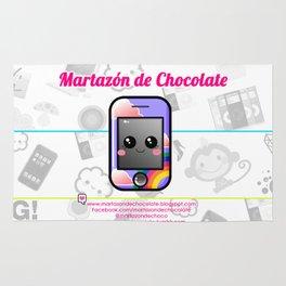 Martazón de Chocolate Rug