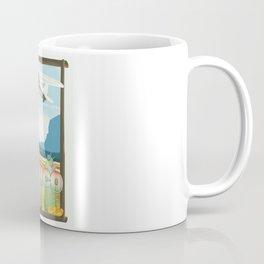 Mexico Desert vintage style travel Coffee Mug