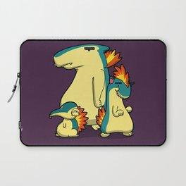 Pokémon - Number 155, 156 & 157 Laptop Sleeve
