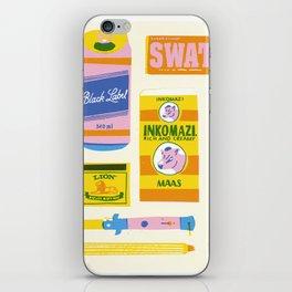 Survial Kit iPhone Skin