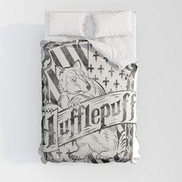 Hufflepuff Comforters