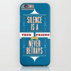 Silence Is Slim Case iPhone 6s