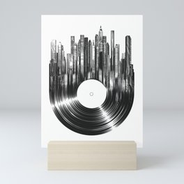 City Mini Art Print