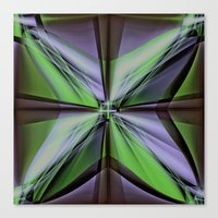 ornate Canvas Prints featuring Ornate by Sartoris ART