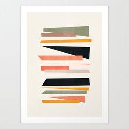 Abstract Art 26a Art Print