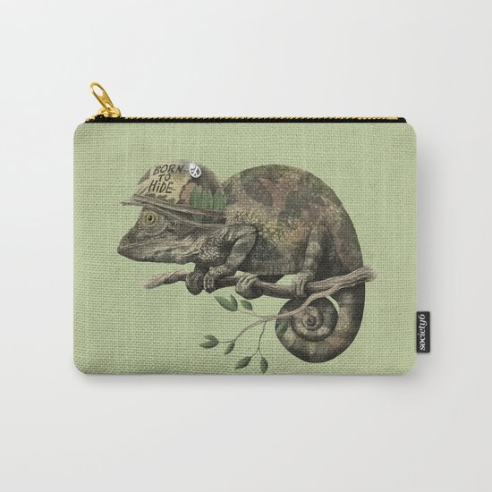 Born to Hide - Color Option Carry-All Pouch