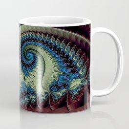 Fractal Abstract 87 Coffee Mug
