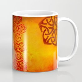 Abstract heat Coffee Mug