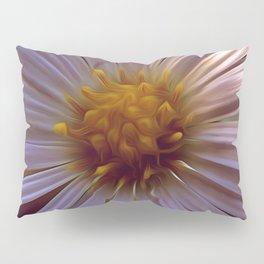 Macro Floral Magic Pillow Sham