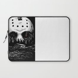 Friday the 13th (Variant) Laptop Sleeve