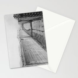 Panama Canal construction Stationery Cards