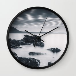 Soothing Seascape Wall Clock