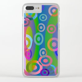The Target of My Affection Clear iPhone Case