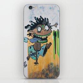  Zombie Donnie  iPhone Skin