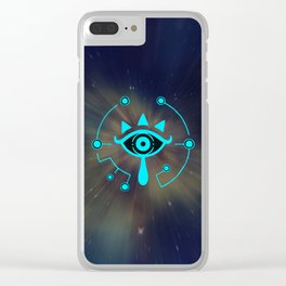 ZELDA - Breath of the Wild Clear iPhone Case