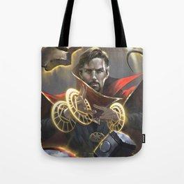 Stephen Strange Tote Bag