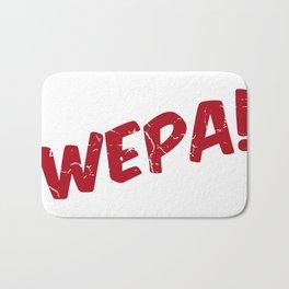 Wepa! Bath Mat