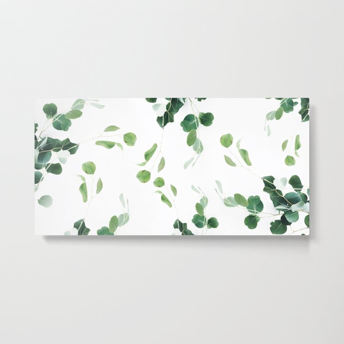 Botanical Celebration #society6 #decor #buyart Metal Print