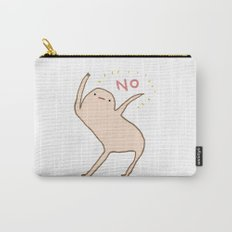 Honest Blob Says No Carry-All Pouch