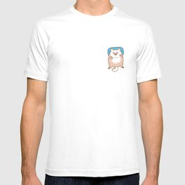Your face, your fate. T-shirt