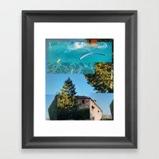 Mormoiron Framed Art Print