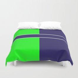 Team Colors...... 6 Lime green /navy Duvet Cover