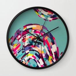 Jodhpur - Abstract Painting Wall Clock