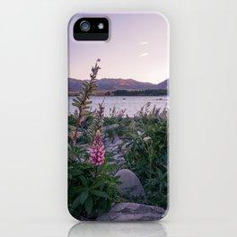 Lake Tekapo, New Zealand iPhone Case