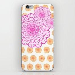 supes girly iPhone Skin