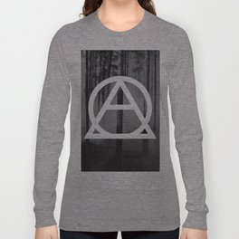 Devastated Forest Long Sleeve T-shirt